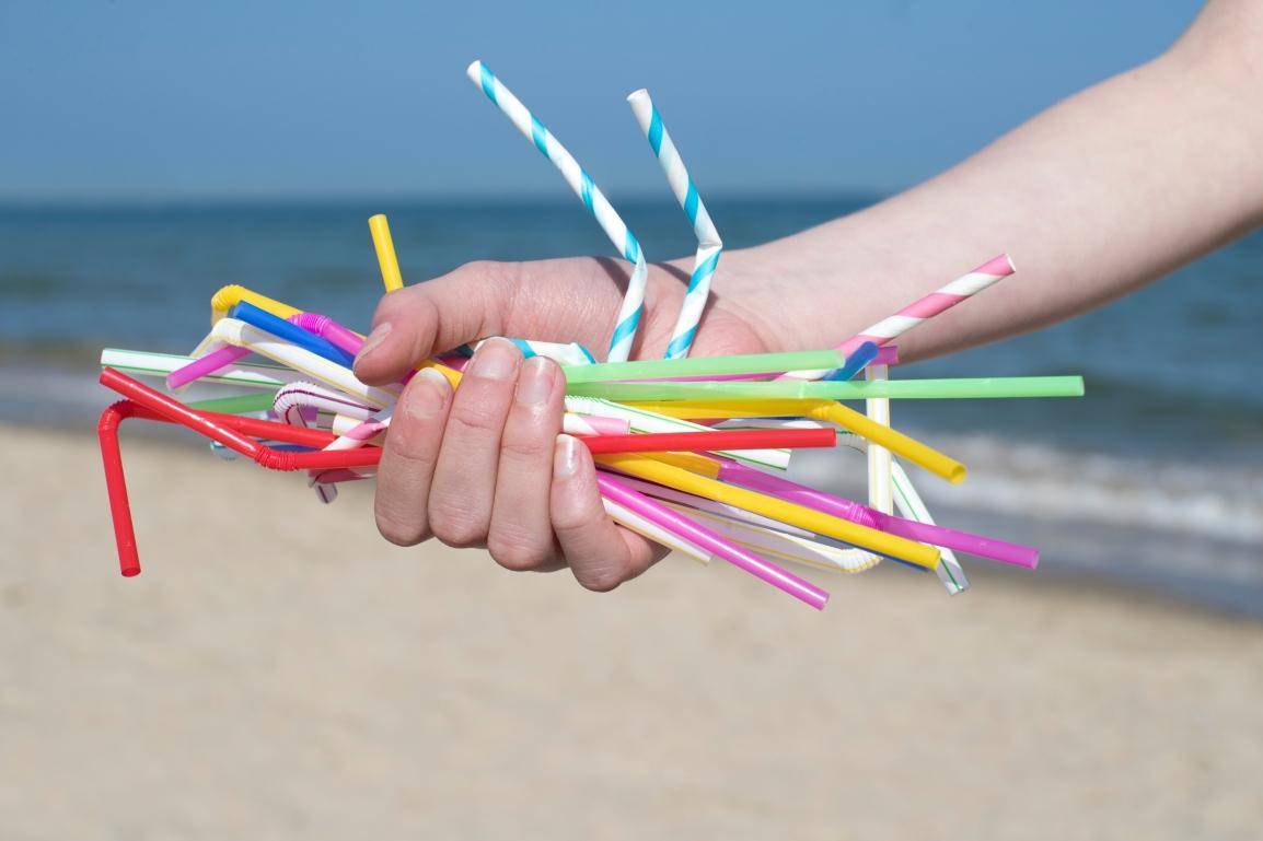 Plastic-Free Suction: theStraw
