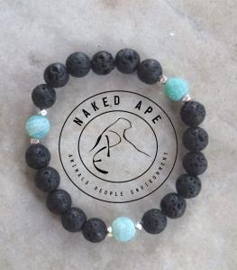 Naked Ape logo bracelet