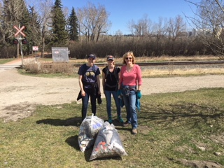 Earth Day Clean up Recap